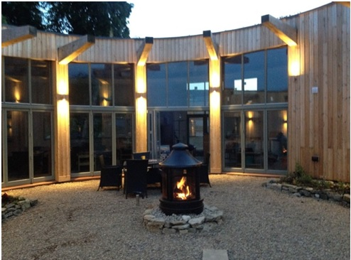 Back to the future: Grand Designs' high-tech eco-home uses Thermafleece