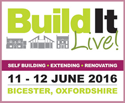 Planning a self-build <br> or renovating your home?<br> Visit us on stand E15
