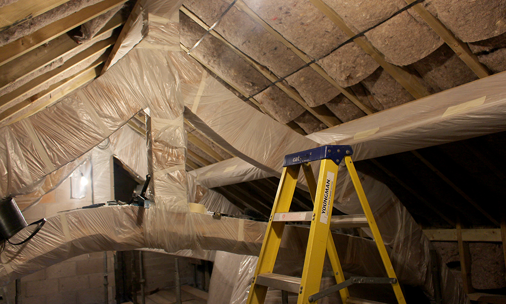UK 'must <br>insulate 25 million <br>homes by 2050'