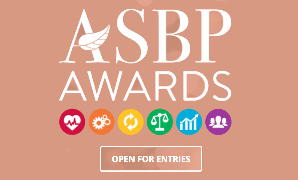 Thermafleece proud <br> to be sponsors <br> of the ASBP Awards 2018