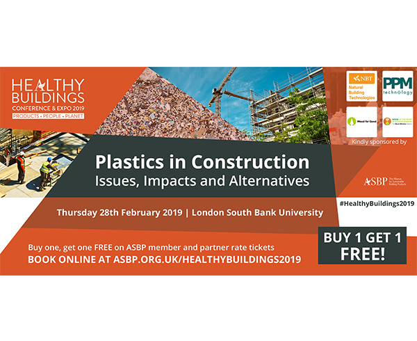 Plastics in Construction - Issues, Impacts and Alternatives