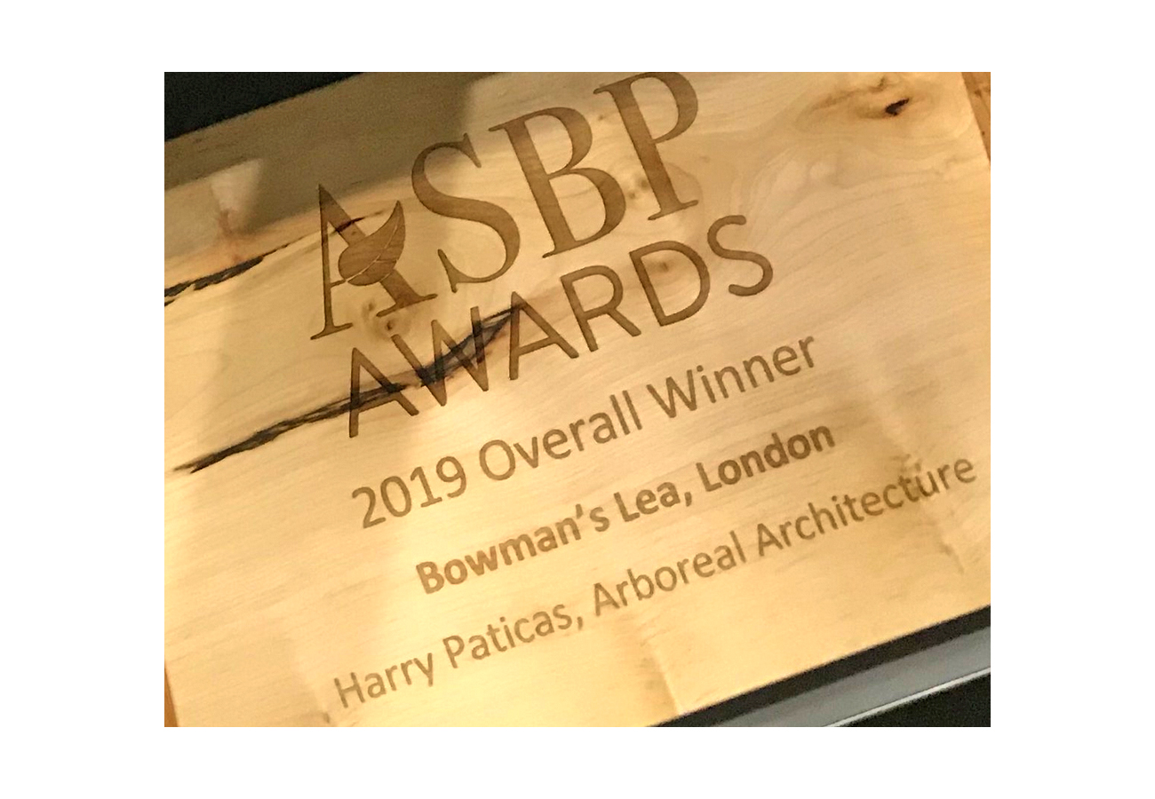 ASBP Awards:  <br>Winners  <br>Announced
