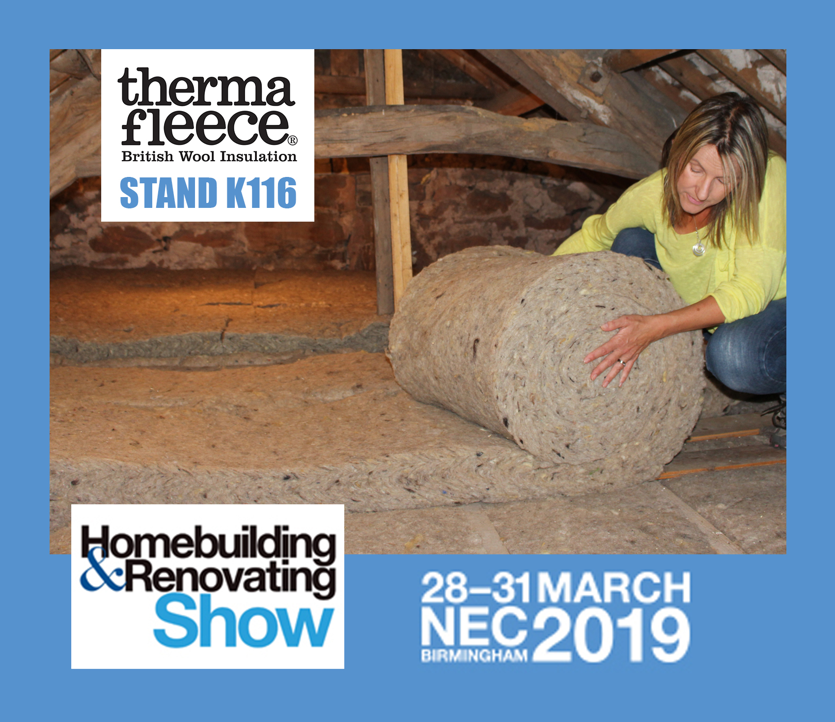 Get 2 free tickets to Home Building & Renovating Show