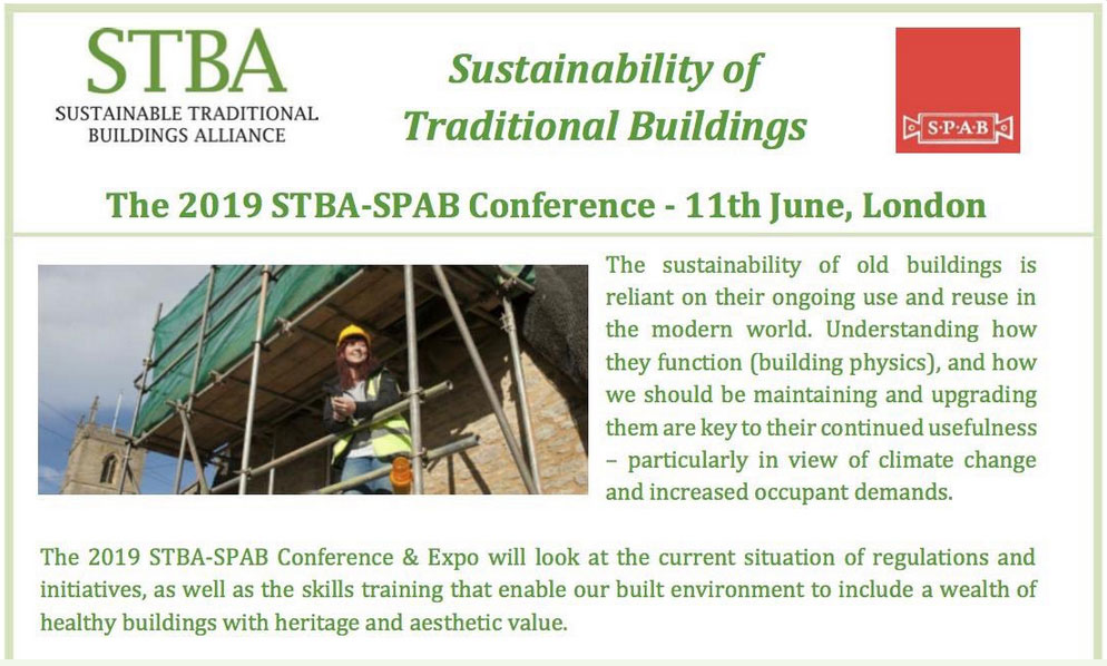 Plastics in Construction STBA Conference